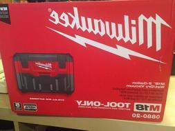 Milwaukee 0880-20 M18 2-Gallon Wet/Dry Vacuum New in Box
