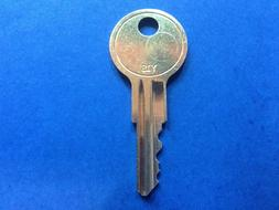 1 Timberline File Cabinet Key 100TA-150TA,100TB-150TB,100TC-