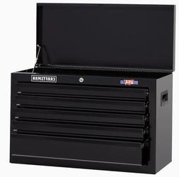 CRAFTSMAN 1000 Series 5-Drawer Steel Tool Chest Black Storag
