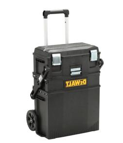 DEWALT16 in. 4-in-1 Cantilever Tool Box Mobile Work Center w