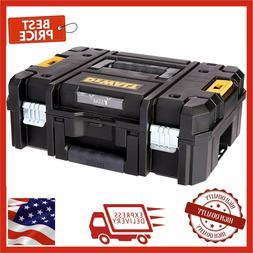 Dewalt 17 in Deep Tool Box Bin Storage Tote Portable Organiz