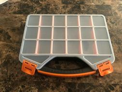 18 Compartment Bin Dividers Small Parts Tool Storage Organiz