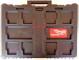 Milwaukee 48-22-8450 Packout Case W Foam Insert Fr 2804-20 2