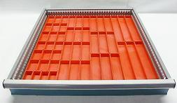 49 Plastic Boxes fit Lista Vidmar Waterloo Proto Lyon Crafts