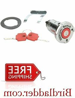 Weather Guard 7748-1PK - Single Replacement Lock - Truck Too