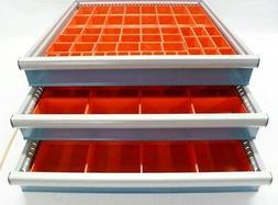 94 Plastic Boxes fit Lista Vidmar Waterloo Proto Lyon Crafts