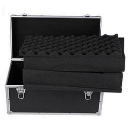 Aluminum Toolbox Workshop Equipment Worker Carrying Case wit