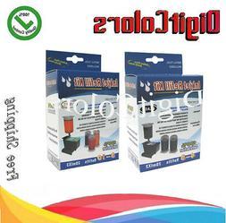 Cartridge ink refill tool box kit for HP65 65xl 62 63 64 XL