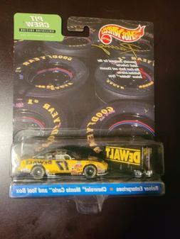 Hot Wheels Collector Edition Pit Crew Dewalt Chevy Monte Car