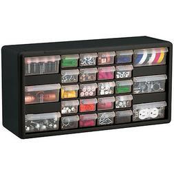 AKRO-MILS 10126 26 Drawer Plastic Parts Storage Hardware and