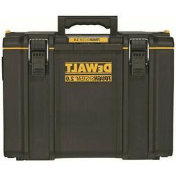 DeWalt DWST08400 ToughSystem 2.0 Extra Large Toolbox New