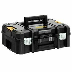 DeWALT TSTAK II Flat Top Toolbox Storage Organizer - DWST178