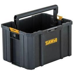 DeWALT DWST17809 Heavy Duty TSTAK Tool Storage Open Tote w /
