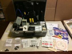 Fotec Fiber U Tool Box Fiber Optic Test Kit  FREE SHIPPING