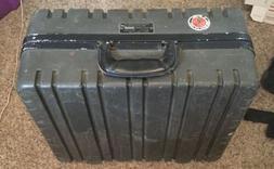 GC BLACK BOX DATA NETWORK LAN TOOL BOX USMC MILITARY TK-0656