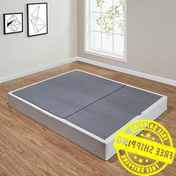 Mainstays Half-Fold Metal Box Spring King Size Mattress Bed