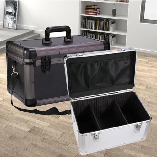 aluminum hard case toolboxes large capacity car