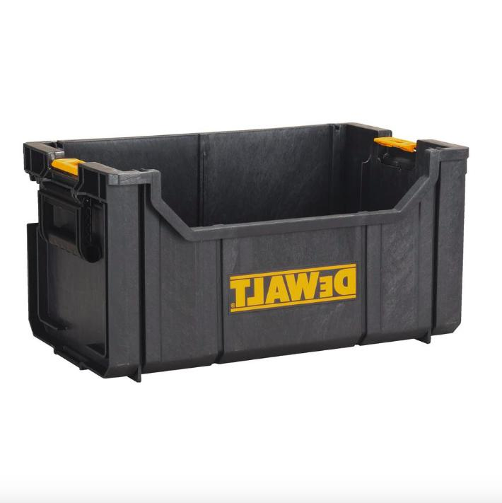 tough system tote hand storage