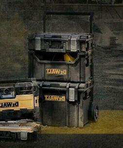 Dewalt Large Rolling Toolbox on Wheels Travel Storage Chest
