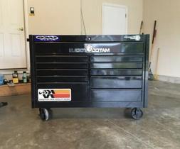 Matco Tools MB4725VTBB Two Bay Black/Black Tool Box