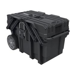Mobile Tool Box chest Cart Storage Portable Rolling Husky Ca