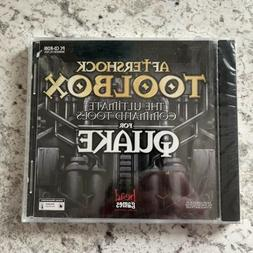 NEW FACTORY SEALED Aftershock Toolbox for Quake