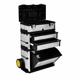 New Rolling Cart Tool Box Organizer with Wheels Storage Cabi