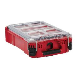 PACKOUT 5-Compartments Small Parts Organizer Tool Storage wi
