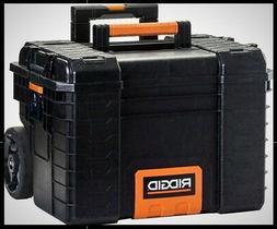 Portable Tool Box Storage Chest Rolling Toolbox Organizer Mo