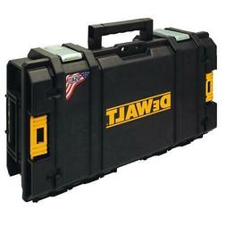 Portable Tool Box Carry Case 44 Lb Capacity Tough Rust and W