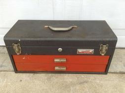 Master Mechanic Professional Tool Box