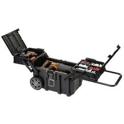 Rolling Tool Box Organizer Chest Rolling Case Portable Works