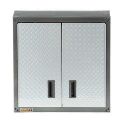 Gladiator Silver Tread Plate Garage or Shop Wall Full Door C