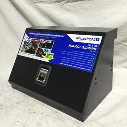 MONTEZUMA SM200B Steel Portable Tool Box 14 1/8 in H 22 1/2