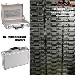 Small Aluminum Hard Boxes Chest Cabinet Hardware Tool Box wi