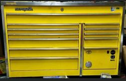 SNAP ON LARGE ROLLING TOOL CHEST CABINET.......KRL7oo2APES R