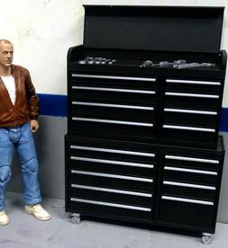 Tool Box Master Set 1/10 scale Shop Garage Crawler Doll Hous