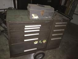 kennedy tool box on wheels