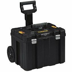DEWALT Tool Box with Wheels, TSTAK, Deep Box