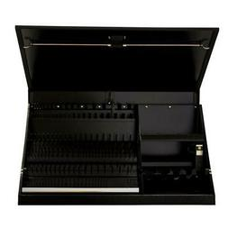 Portable Workstation Top Chest 41 in. 16-Gauge Textured Blac