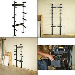 toughsystem 25-1/2 in. workshop racking storage system, blac