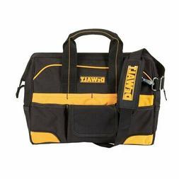 "DeWALT DG5543 16"" Tradesman's Tool Bag - CLC Custom Leather"