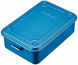 Trusco Trunk Tool Box T-150 W142mmxD105mmxH52mm Blue Color F