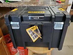 DEWALT TSTAK Deep Box w/ Flat Top DWST17806 New