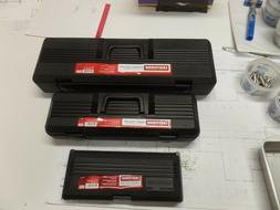 USA Craftsman 22 17 12 Hardshell Low Profile Under Seat Tool