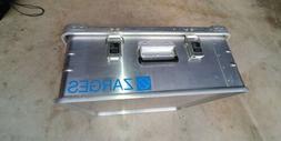 Used Zarges K470 Aluminium Case 550x550x220mm Storage Box Fl