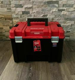 Craftsman Versastack System 17 Inch Red Plastic Tool Box Tra