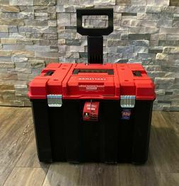 CRAFTSMAN VERSASTACK System 20-in Red Plastic Wheels Lockabl