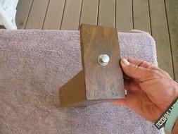 Vintage Gerstner USA oak tool box chest  machinist book draw